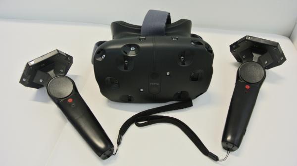 Virtual-Reality-Brille HTC Vive