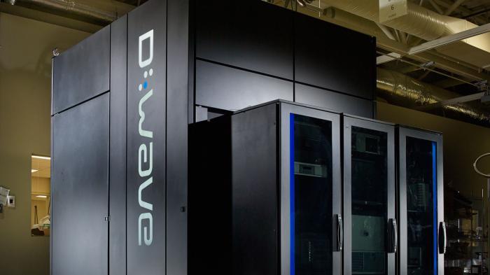 D-Wave Quantencomputer