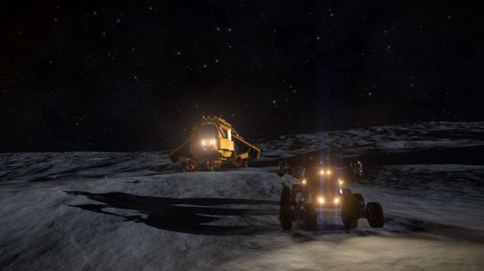 Horizons: Elite-Dangerous-DLC bring Planetenlandungen