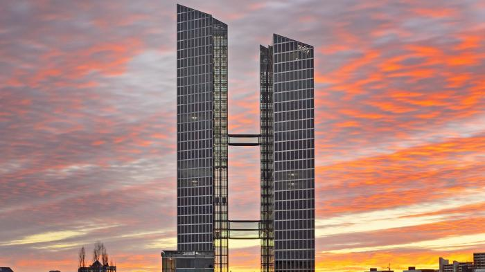 """HighLight Towers"" in München"