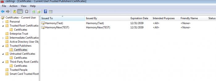 Der Bluetooth-Treiber von CSR installiert fragwürdige Test-Zertifikate.