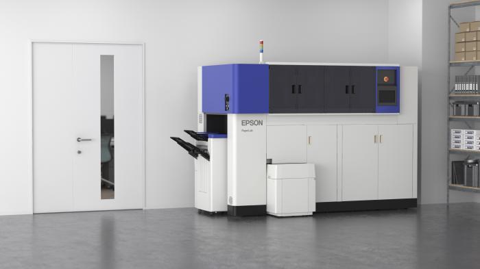 Altpapier-Recycler fürs Großbüro: Epson PaperLab