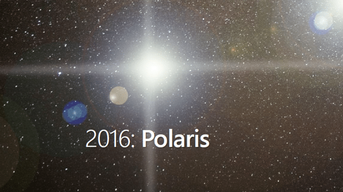 AMD Polaris: Hocheffiziente 14-nm-Grafikchips ab Mitte 2016