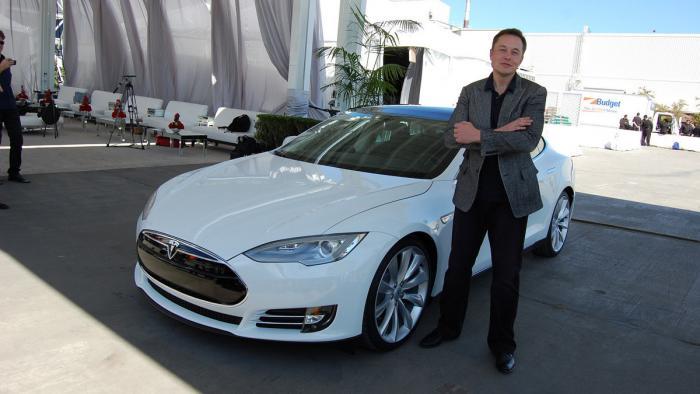 Elon Musk: In zwei Jahren gibt es autonome Teslas