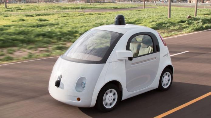 Ford könnte Google autonomes Auto produzieren