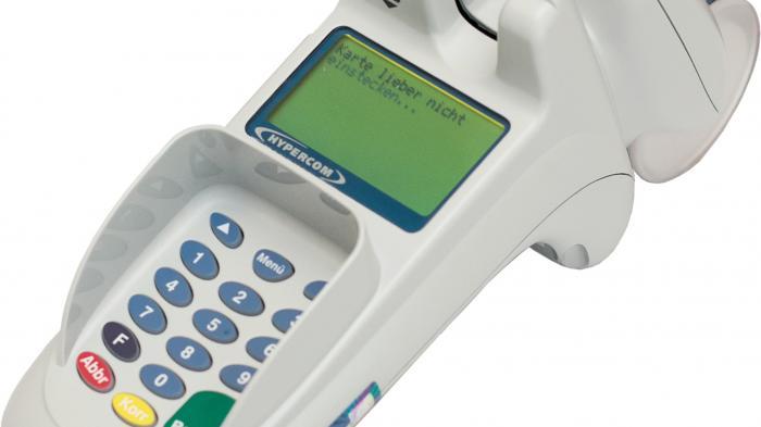 32C3: Unsichere Kreditkarten-Terminals vorgeführt