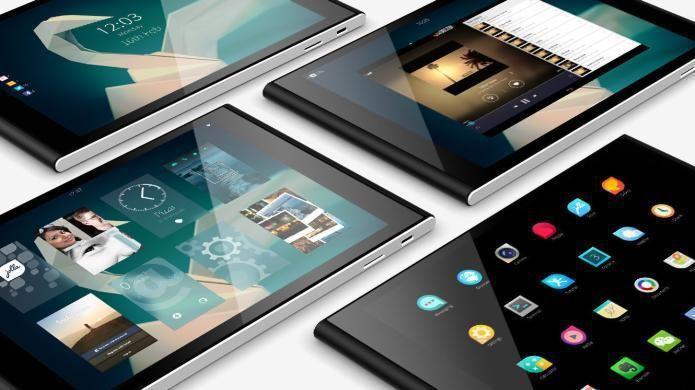 Jolla will einige Tablets ausliefern und das Projekt gleichzeitig beenden