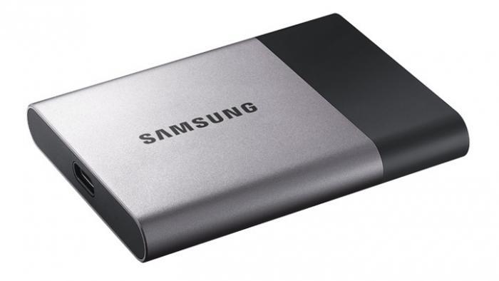 CES 2016: externe SSD mit 2 TByte Kapazität