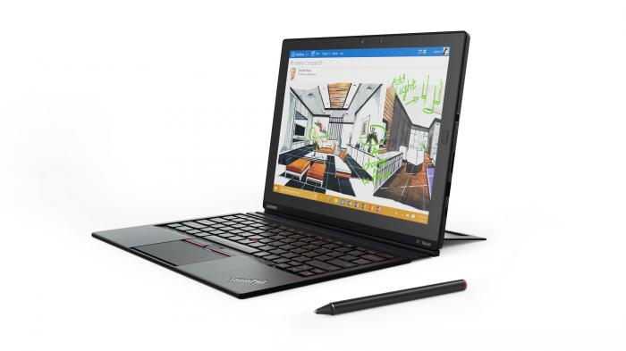 CES 2016: Notebook mit OLED-Display von Lenovo