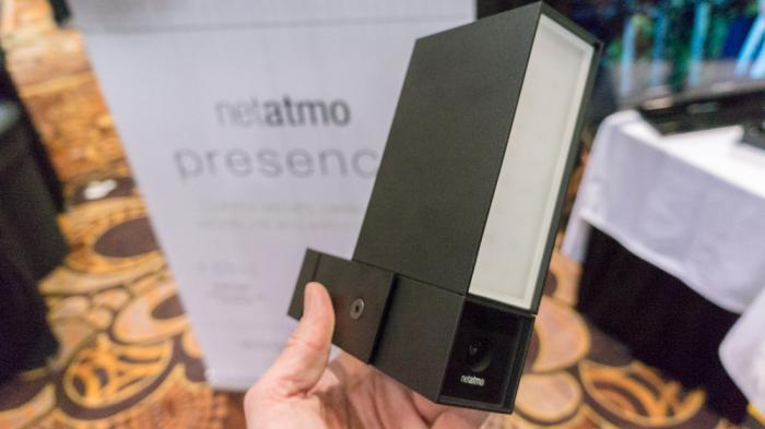 Netatmos smarte Outdoor-Kamera