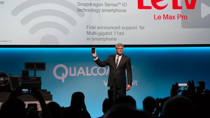 CES 2016: Erstes Smartphone mit Snapdragon 820
