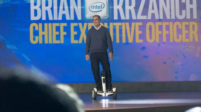 CES 2016: Wie Intel die Welt mit Technik verändern möchte