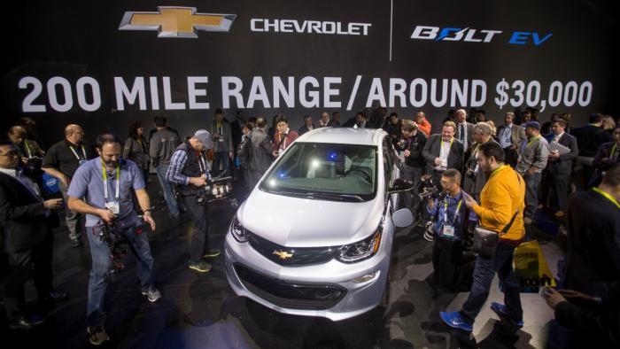 GM Chevrolet Bolt