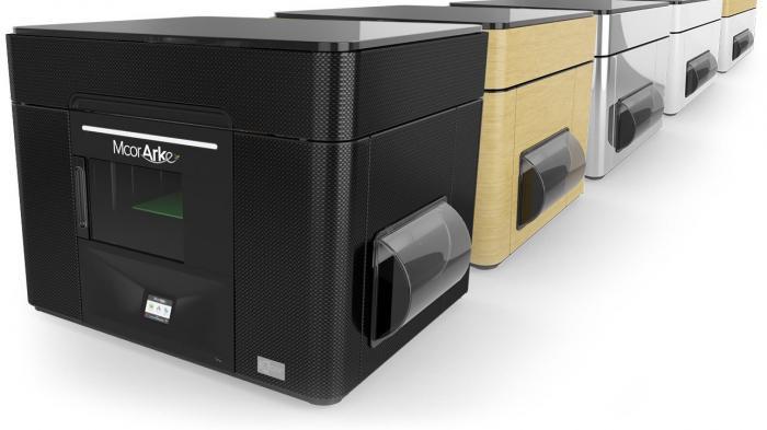 Papierdrucker Mcor ARKe