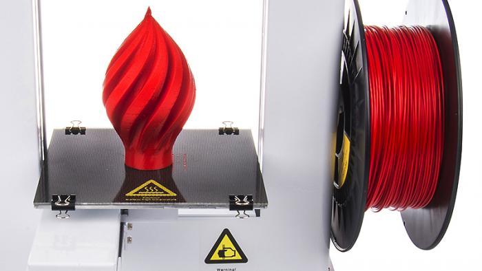 Flott und stabil: 3D-Drucker Ideawerk Pro von RS Components