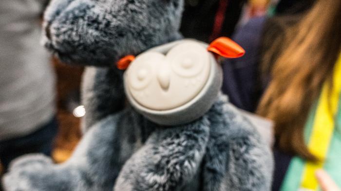 Oliba Teddybär-Tracker