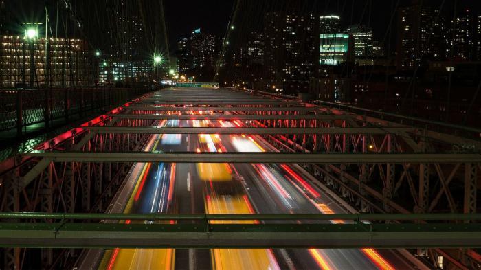 Verkehr, Auto, Stadt, Autonome Autos