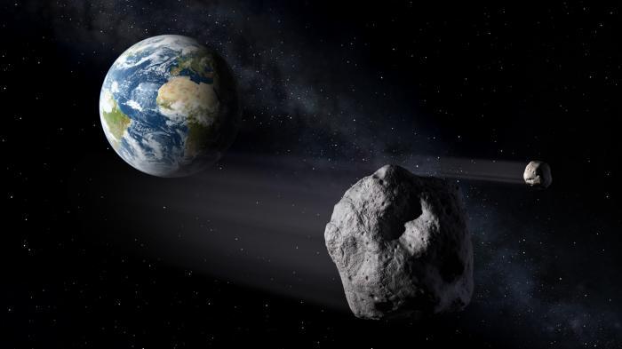 Asteroiden: NASA richtet Abteilung für planetare Verteidigung ein