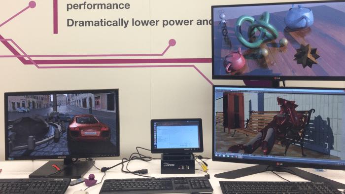 Imagination-Grafikchip: 5 Mal schneller als GeForce GTX 980 Ti beim Raytracing