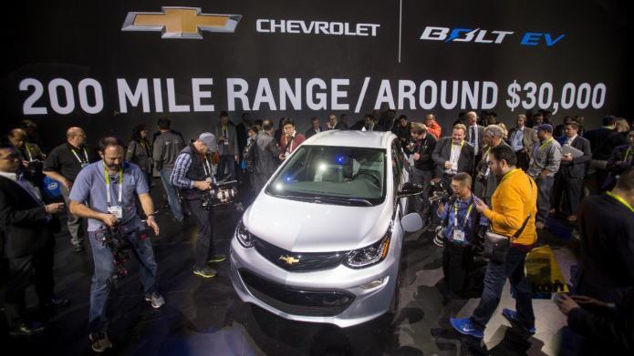 US-Automarkt unter Strom: E-Revolution im Land der Spritfresser?