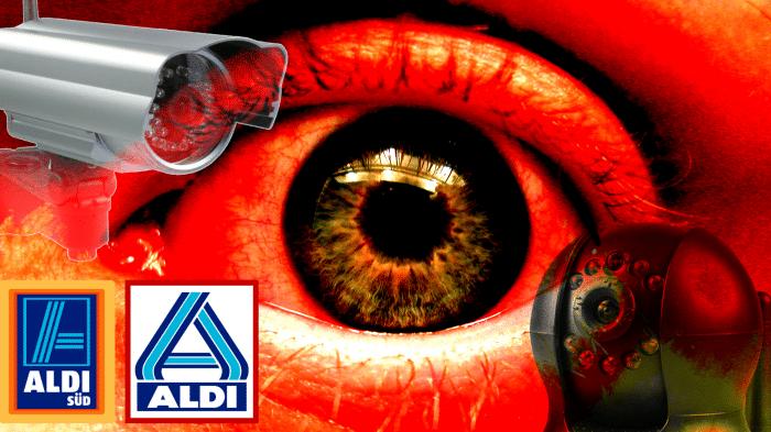 Aldi-Kameras