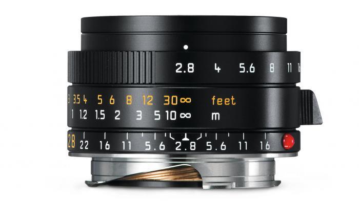 Leica legt drei Weitwinkel-Objektive mit M-Bajonett neu auf