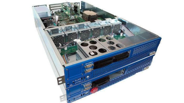 Server mit ARMv8-A-SoCs von Qualcomm