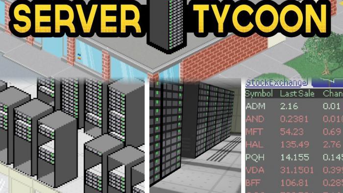 Kickstarter-Projekt Server Tycoon: ein MMOG für Administratoren