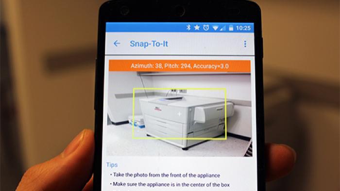 Foto-App soll unterschiedliche vernetzte Geräte erkennen und steuern