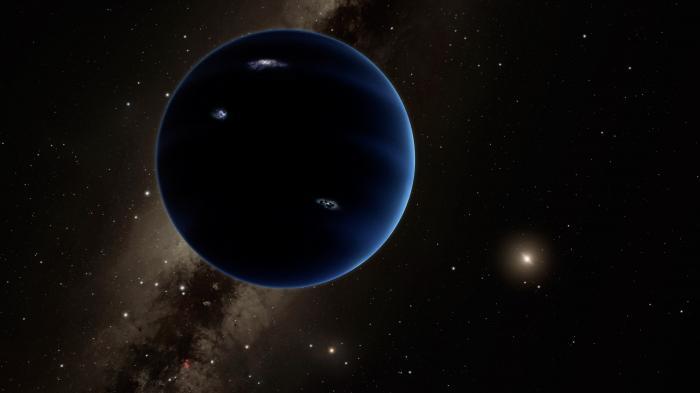 Astronomen finden Hinweise auf neunten Planeten im Sonnensystem