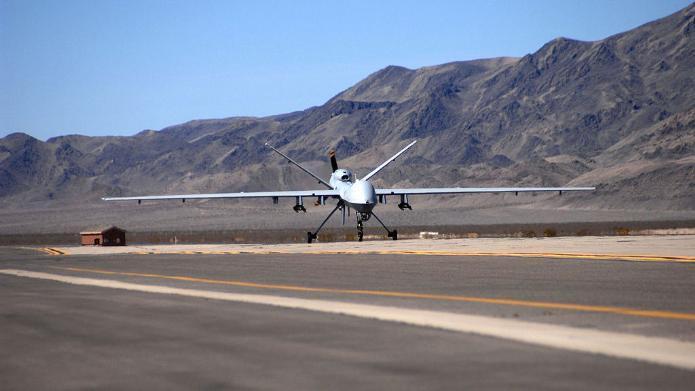First MQ-9 Reaper