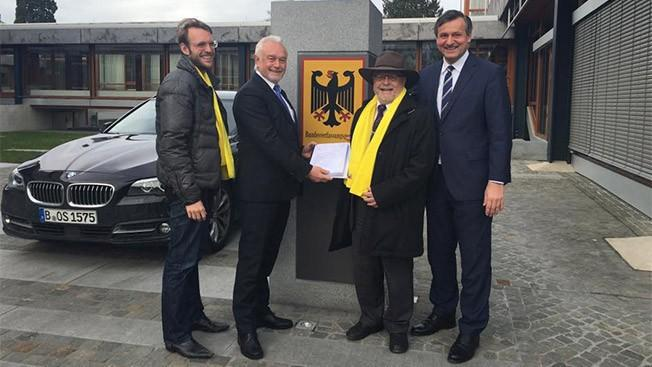 FDP reicht Verfassungsklage gegen Vorratsdatenspeicherung ein