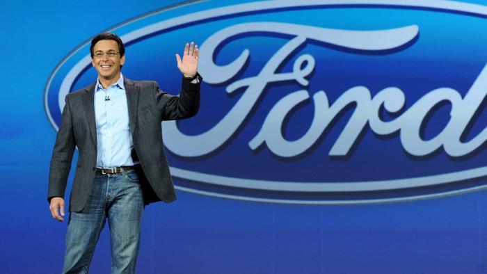 IBM holt Ford-Chef in seinen Verwaltungsrat
