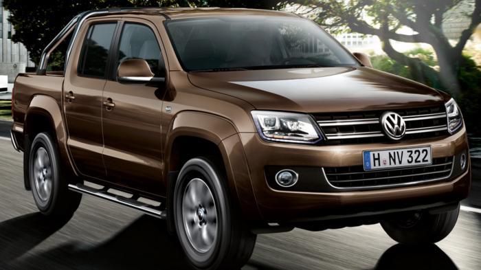 Abgas-Skandal: VW beginnt mit Rückruf ? zunächst für das Modell Amarok