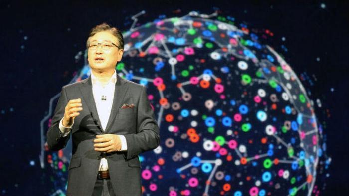 Harter Smartphone-Wettkampf drückt Samsungs Gewinn