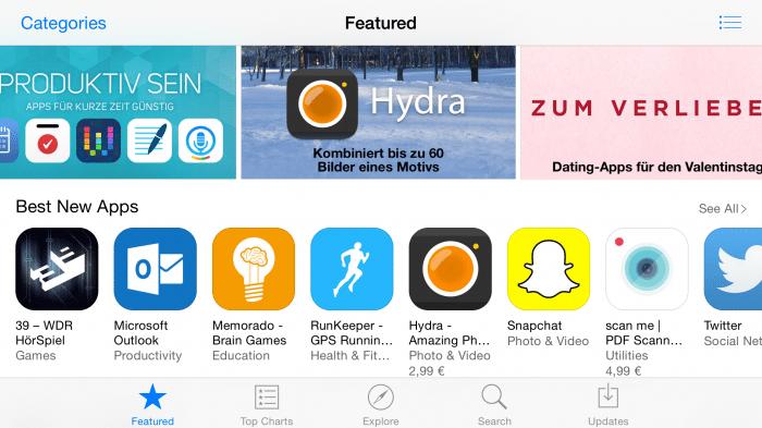 App Store: Billigere Preise nicht mehr nur in Schwellenländern