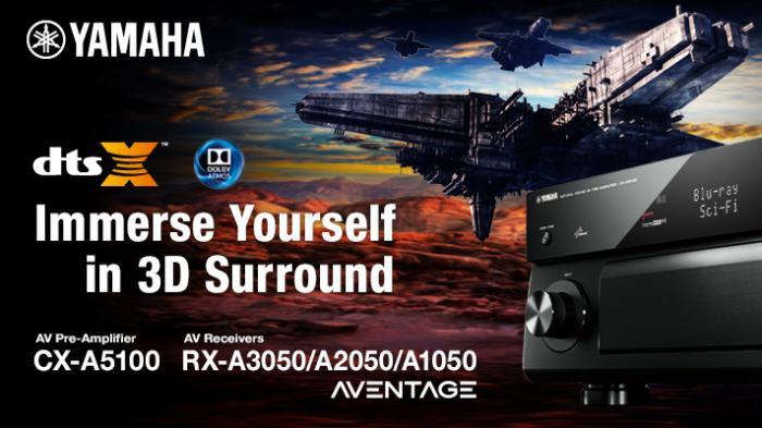 Rundum-Sound und erhöhter Kontrast: Yamaha bringt Firmware-Update im März