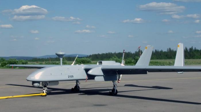 Aus den Snowden-Archiven: Israelische Spionage-Drohnen von GCHQ ausspioniert