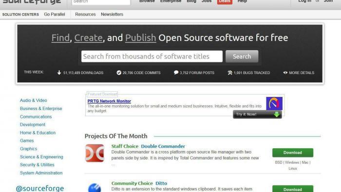 SourceForge und Slashdot bekommen neuen Besitzer