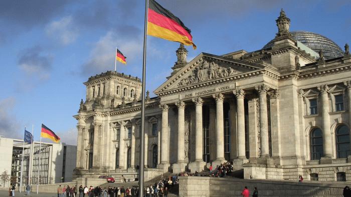 Fahrdienst des Bundestages