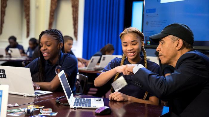 4 Milliarden US-Dollar für IT-Ausbildung an Schulen
