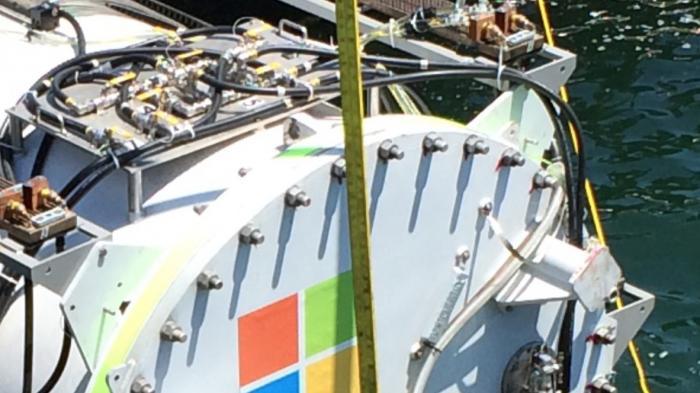 Project Natick: Microsoft arbeitet an Unterwasser-Rechenzentren