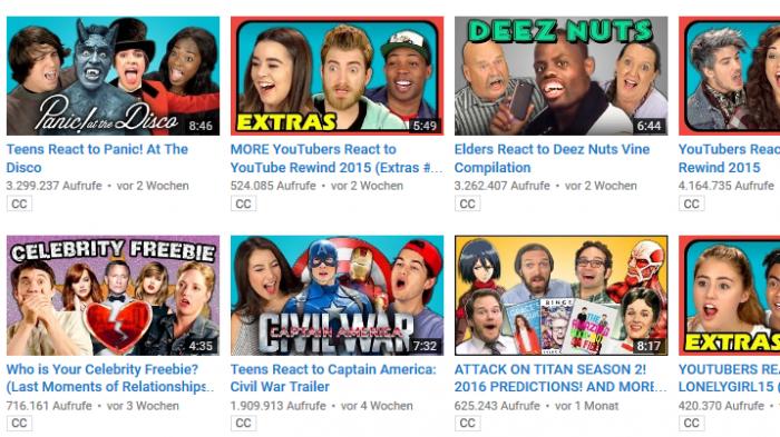 """""""Fine Bros"""": Youtube-Stars ziehen Pläne für Markensicherung von """"React-Videos"""" zurück"""
