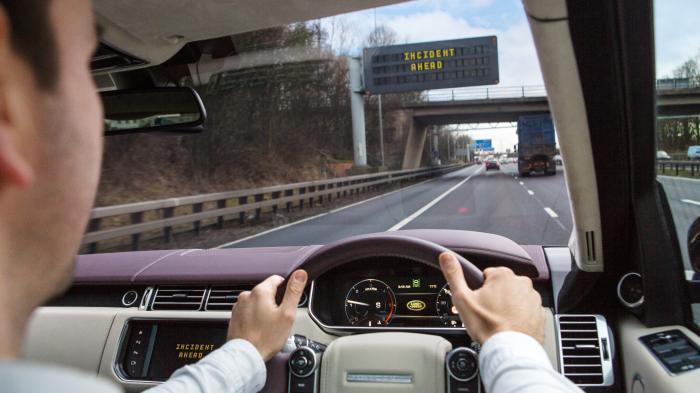 Jaguar Land Rover: Durchschaute Fahrer könnten autonome Autos eher akzeptieren