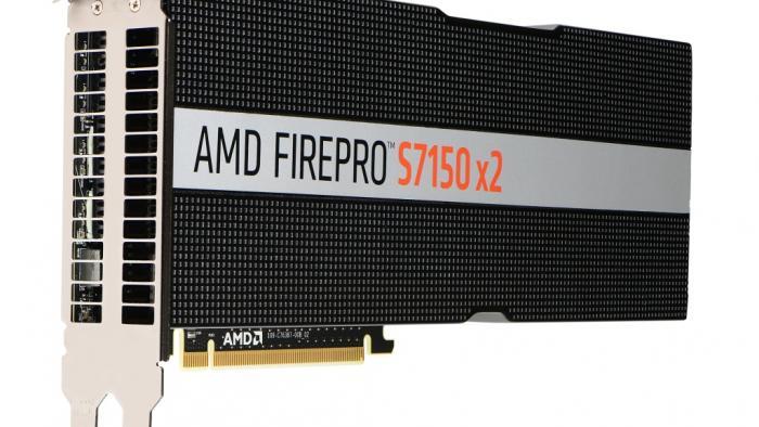 FirePro S7150X2 hat zwei Grafikchips