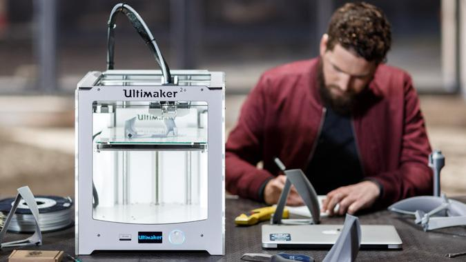 Ultimaker 2+ 3D-Drucker