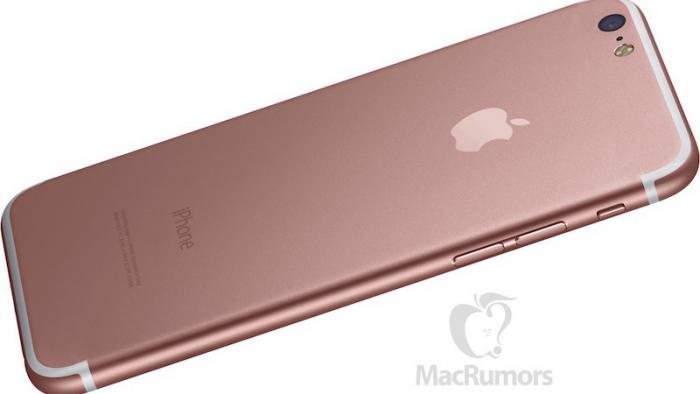 """""""iPhone 7"""": Doppellinse für das Plus-Modell und ohne Antennenstreifen"""