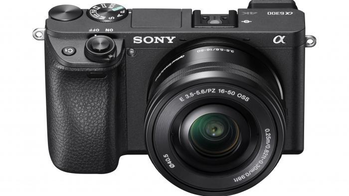 Sony A6300: spiegellose Systemkamera 425 Autofokus-Punkten