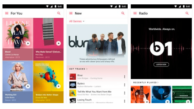 Apple Music Android