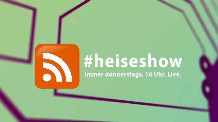 In eigener Sache: #heiseshow jetzt auch als Podcast